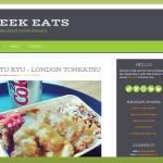 Geek Eats - Food Blog