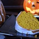 Pumpkin Spice Bundt Cake With Vanilla Maple Glaze Recipe
