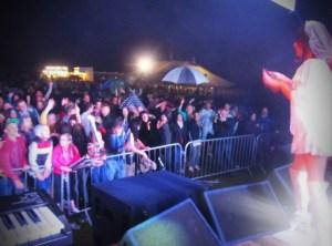 Vision ABBA Tribute Festival Gig
