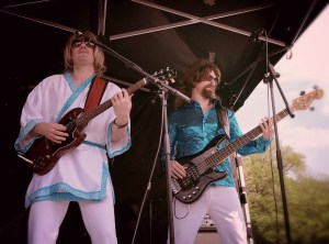 Vision Abba Tribute Bjorn and Bass 2