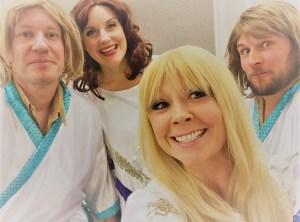 Vision ABBA Tribute Show Band Goteborg