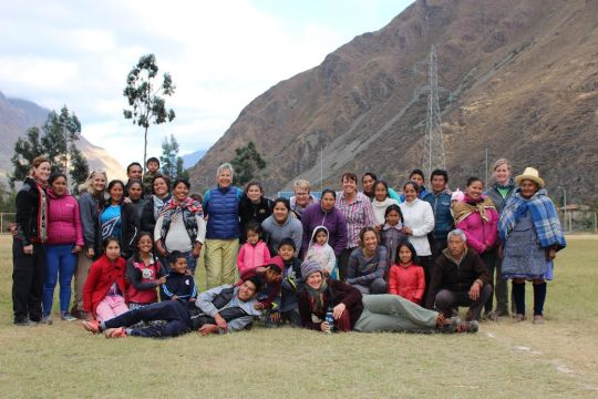 2017 Purpose Group in Peru