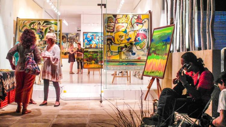 Linda Buller BARC Art Gallery