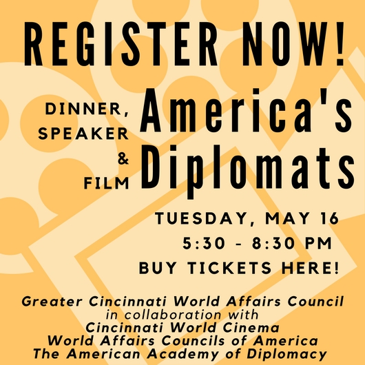 Save the Date - America's Diplomats (2)