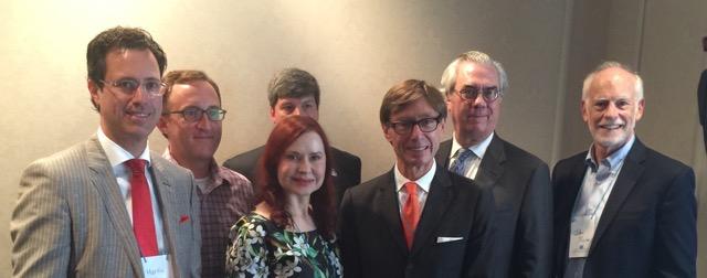 Board of Directors with Ambassador