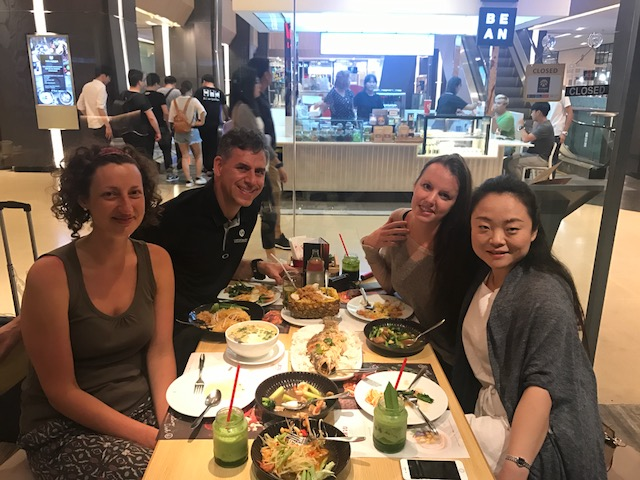 Jeff Walkup 2017_Visit to Thailand