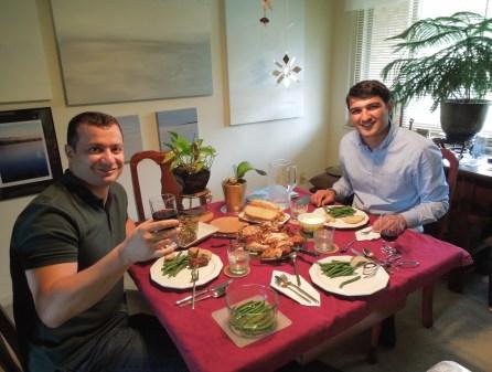 Hospitality Dinner with Becky Linhardt