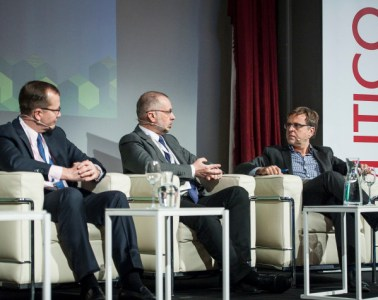 Politico's conference 'INNOVATIVE AGRICULTURE: Challenges and Solutions For Sustainable and Competitive Food Production' in Brussels, Belgium on 12.01.2016 by Wiktor Dabkowski