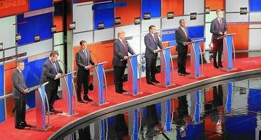 gop debate group 2016 iowa caucus