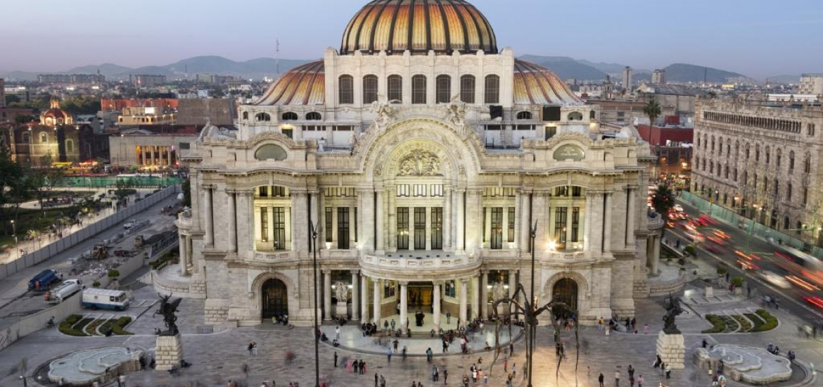 Mexico City Opera House