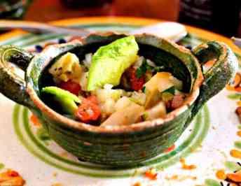 Cooking in Oaxaca