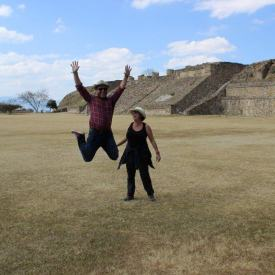 Photos of Monte Alban, Oaxaca