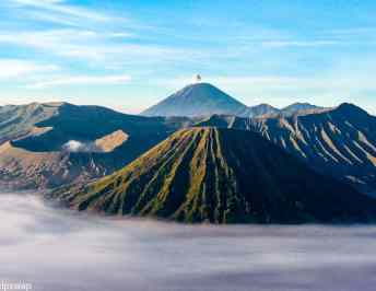 A tour of Mount Bromo