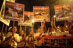 Maguindanao Massacre Fourth Year Anniversary