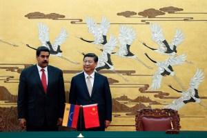 Xi Jinping, Nicolas Maduro