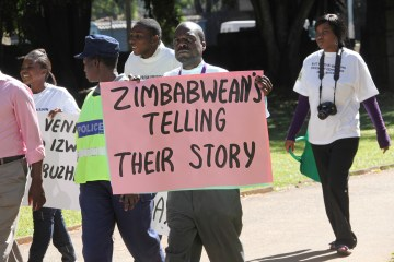 Zimbabwe World Press Freedom Day