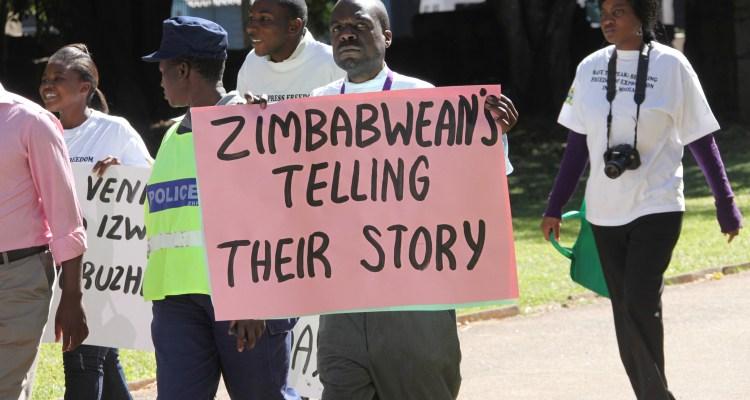 Zimbabwe World Press Freedom Day