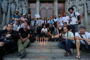 Brazil: Brazil Camera Santiago Andrade Dead