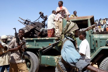 SOMALIA FIGHTING