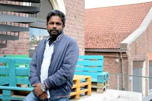 Ahmedur Rashid Chowdhury fra Bangladesh er Skiens nye fribyforfatter.