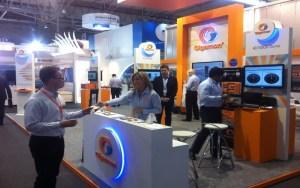 Gigamon-Mobile-Wrold-Congress-2013-2-Sandy-interaction-1024x764