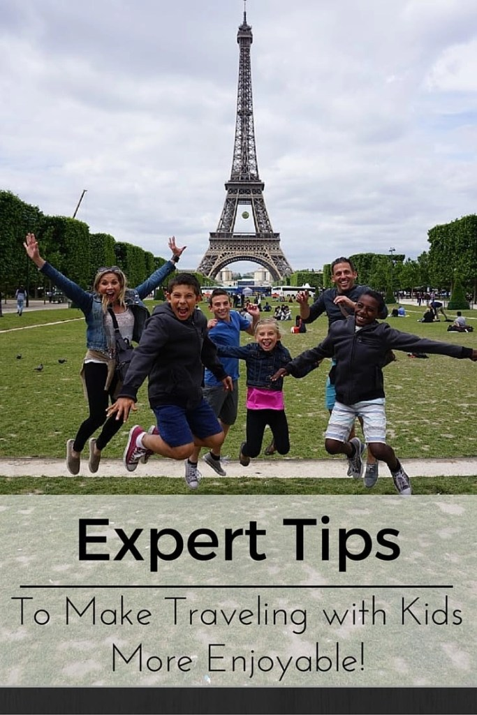 Top 10 Tips for Traveling with Kids- from a mother of 5 ...