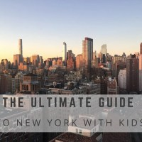 The ULTIMATE Guide to New York with Kids