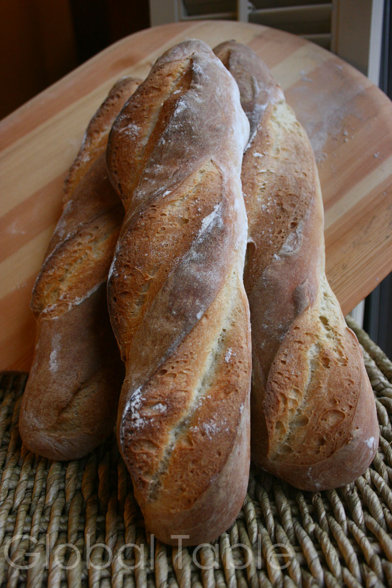 Homemade Baguette | French Bread