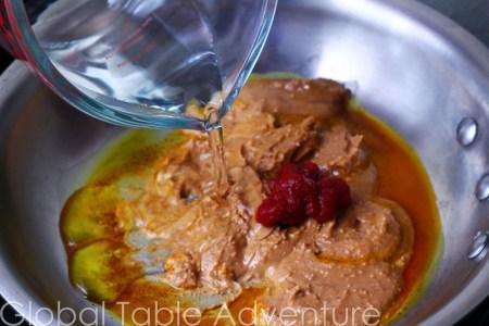 West African Peanut Sauce Recipe — Dishmaps