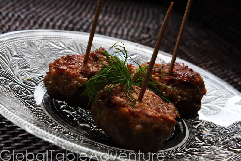 Danish Meatballs | Frikadeller | Global Table Adventure