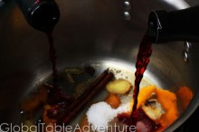 Mulled Wine (Glogg) | 22 Campfire & Scandinavian Recipes to celebrate Midsummer's Night