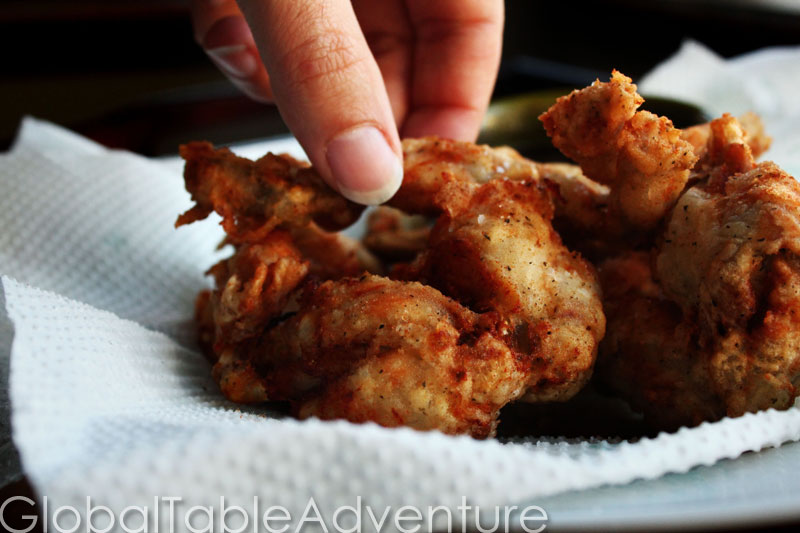 Fried Frog Legs | Global Table Adventure