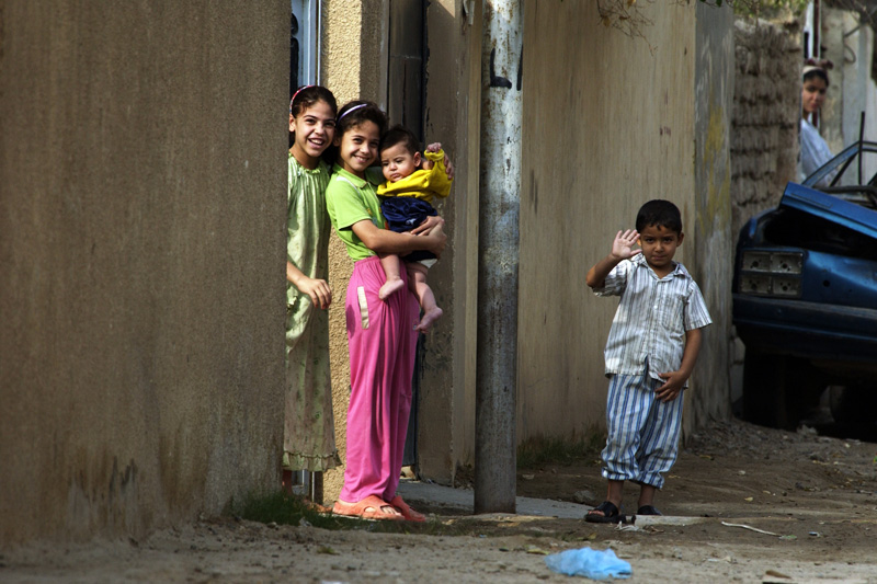 Iraqi-Children