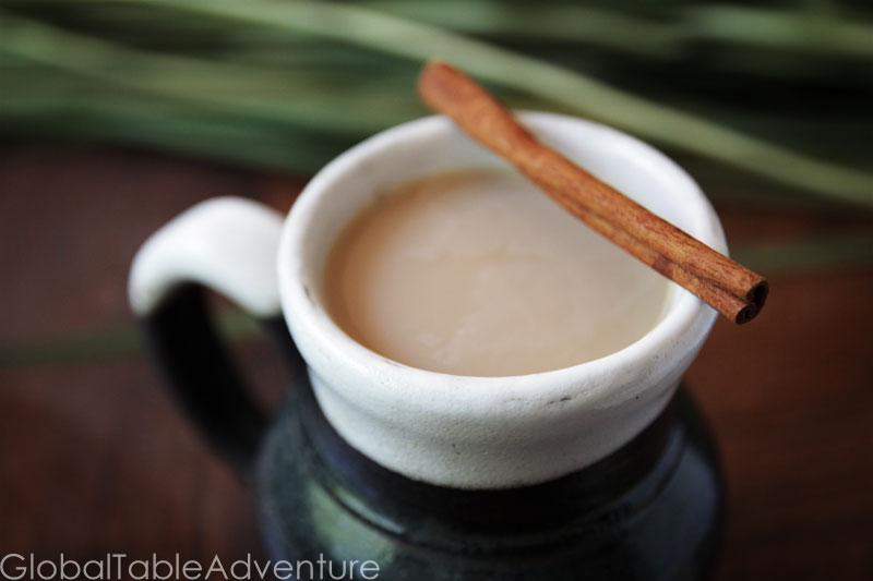 Spiced Tea with Milk | Masala Chai | Global Table Adventure