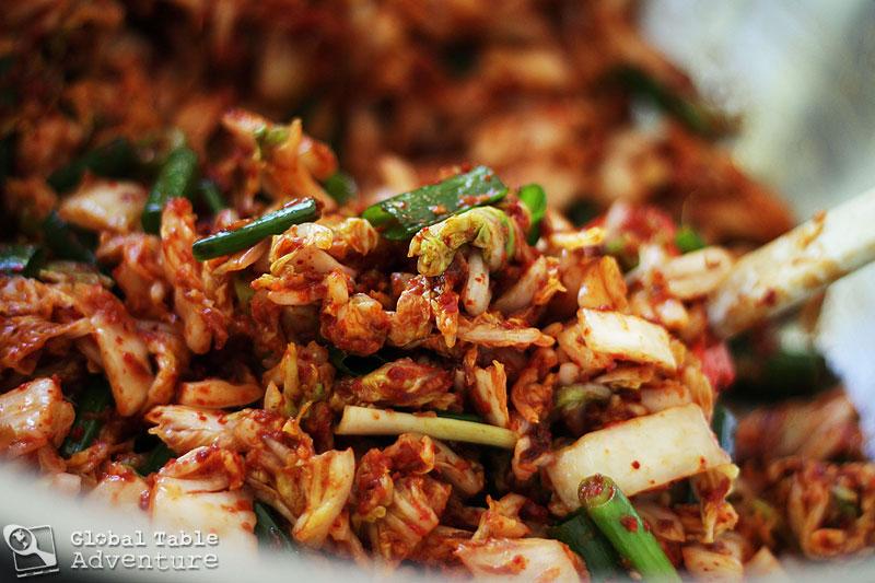 Quick Kimchi | Global Table Adventure