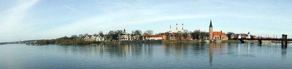 Nemuno, Lithuania. Photo by Tomas Čekanavičius