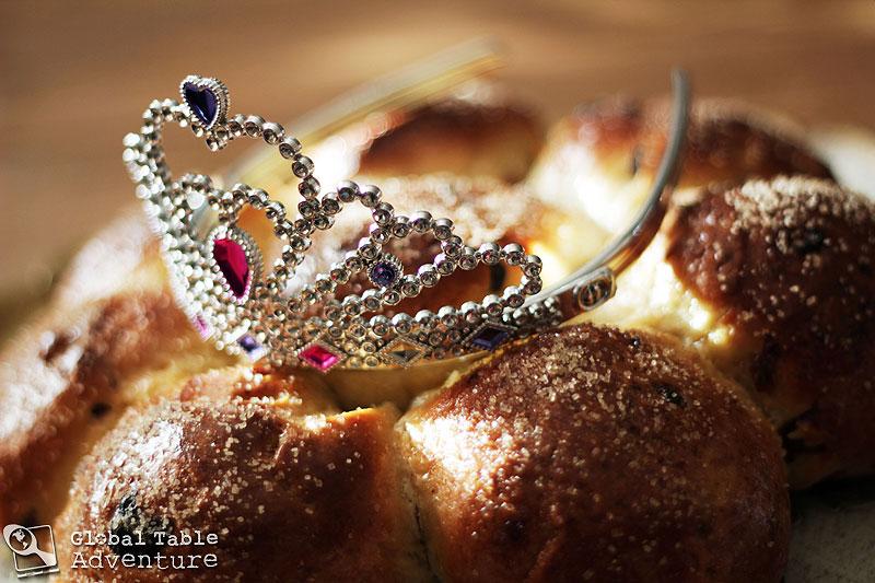 A Cake for 3 Kings | Dreikönigskuchen | Global Table Adventure