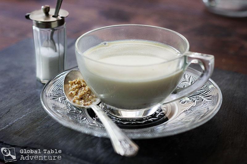 Mongolian Millet & Green Milk Tea | Suutei Tsai | Global ...