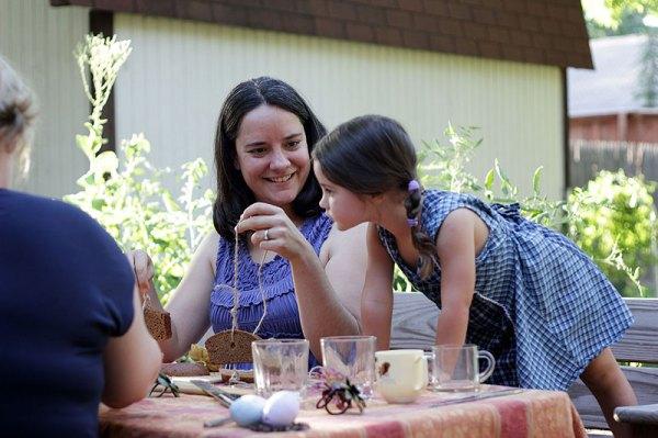 Dutch Spice Cake on a Rope | Ontbijtkoek | Global Table Adventure