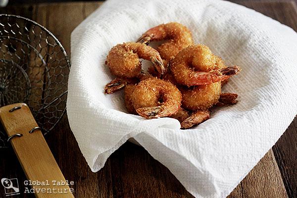 Spicy Coconut Shrimp | Global Table Adventure