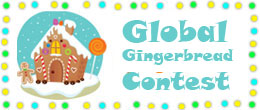 Enter our Gingerbread for Peace Contest