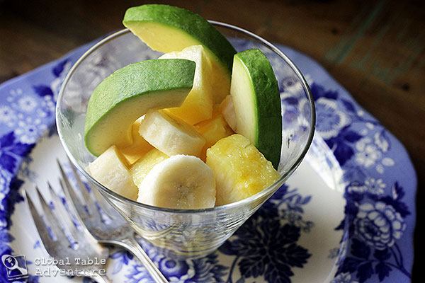 Rwandan Fruit Salad | Global Table Adventure
