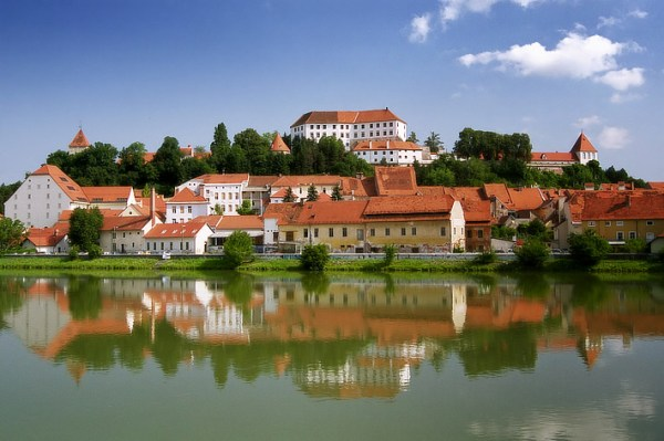 Ptuj, Slovenia. Photo by Marcin Gierszner.