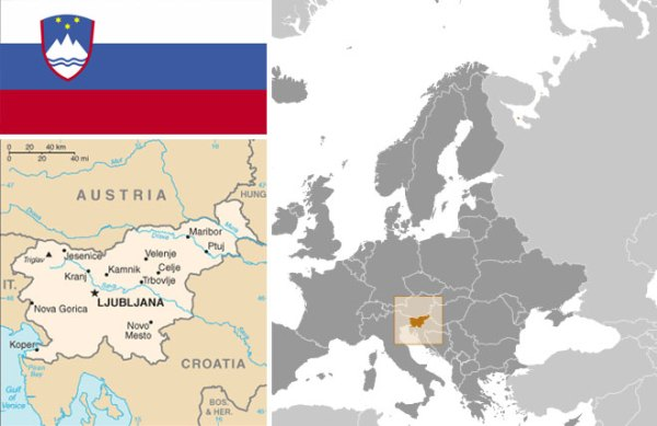 Maps and flag courtesy of CIA World Factbook.