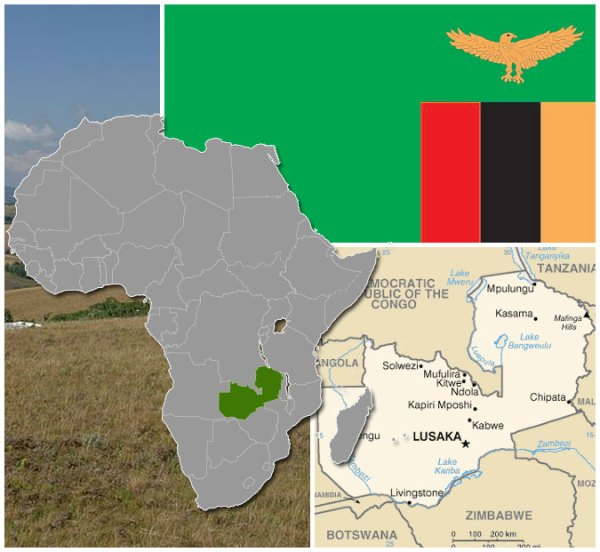 zambia-map-and-flag