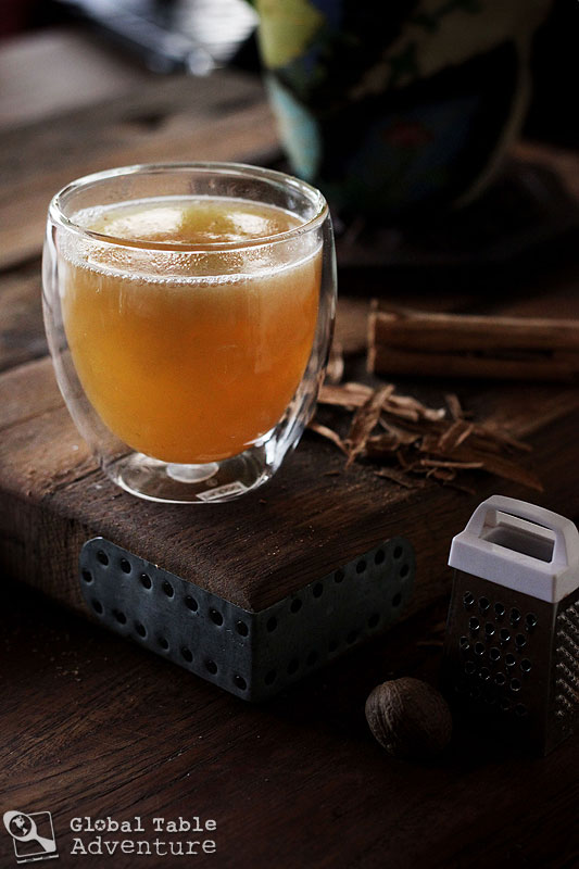 Around the world with apples: 10 recipes to welcome autumn >> Wassail
