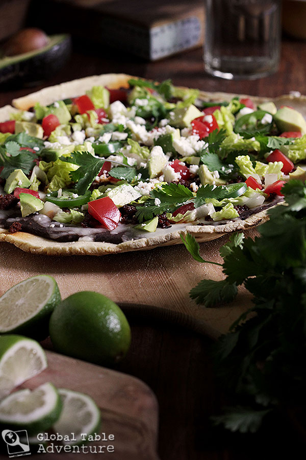 Grilled Mexican Pizza (Tlayuda) | 21 of the World's best grilled eats.