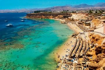 01AMSBTU - Sharm El Sheikh, Sinai, Egypt.