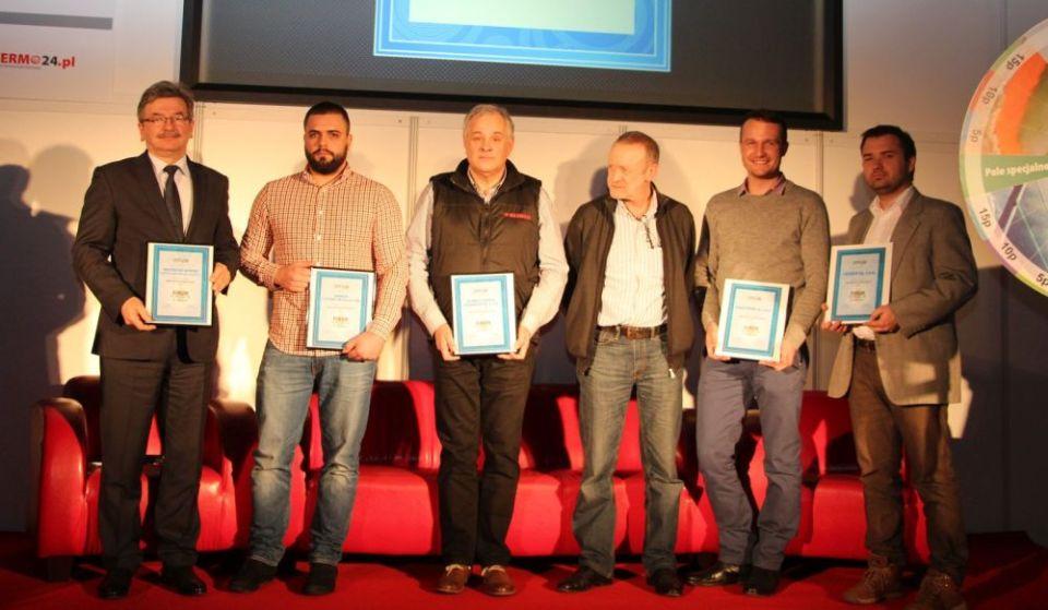 Laureaci konkursu - edycja 2015