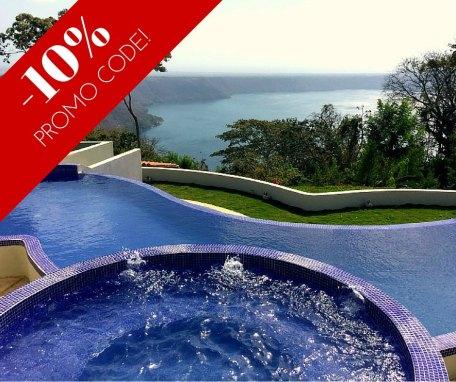Family Hotel Review: Pacaya Lodge & Spa, Lake Apoyo, Nicaragua